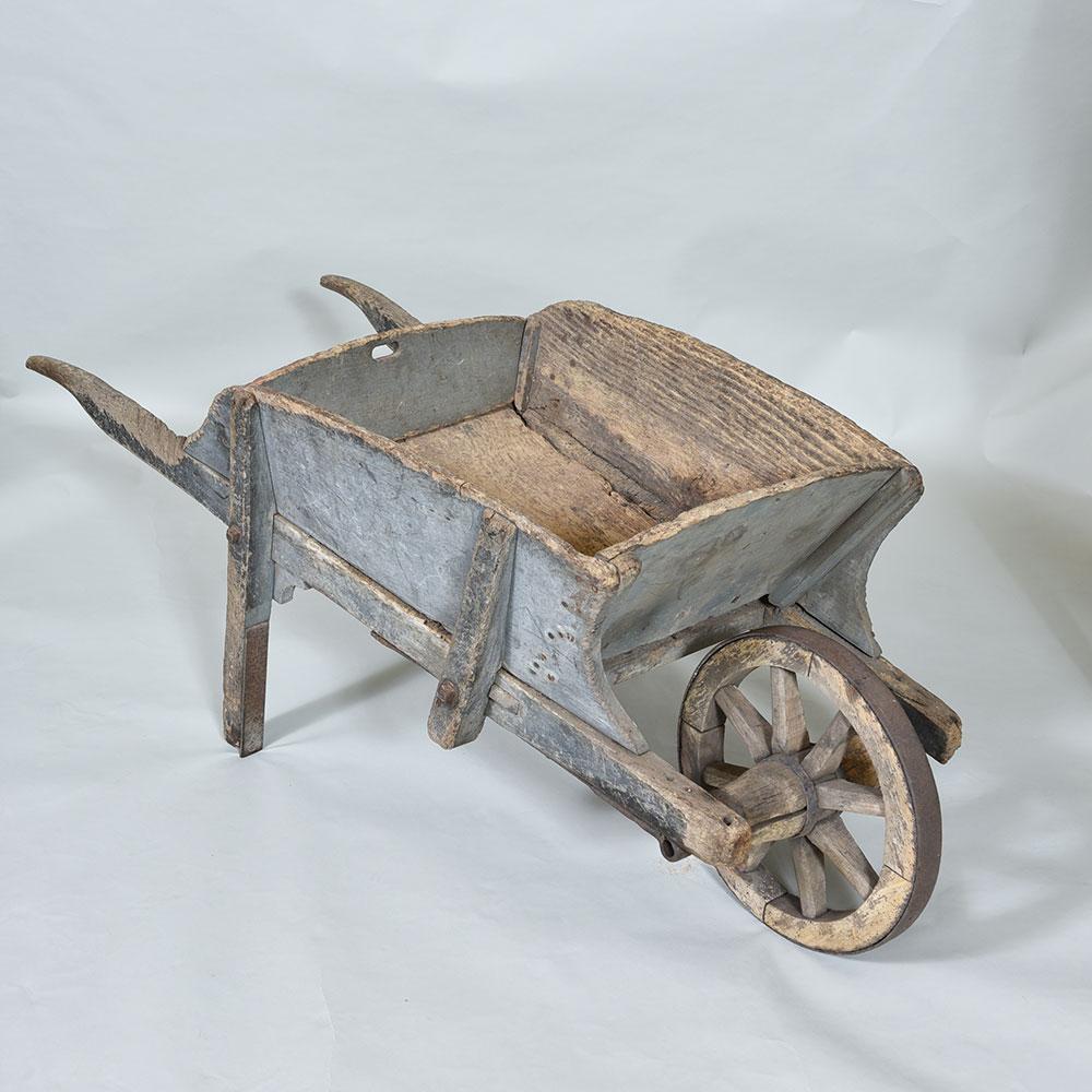 Antique Wheelbarrow Elaine Phillips Antiques